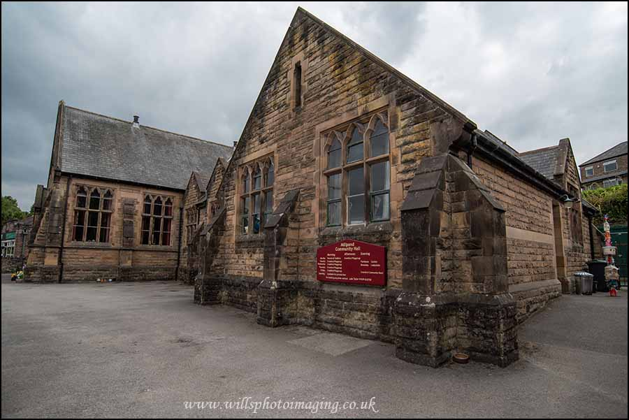 Methodist Chapel in Cromford